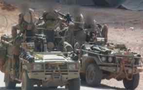SAS in Syria